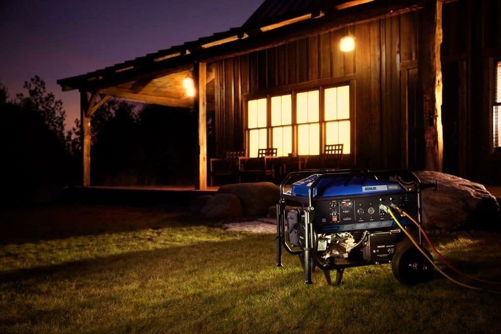 Kohler PRO5.2E with Electric Start Portable 49-state Generator