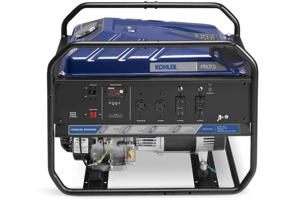 Kohler PRO 7.5 Portable Generator