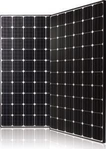 LG LG275S1C-B3 Black Mono Solar Panel