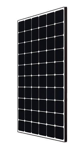LG NeONR LG-365Q1C-V5 Mono Black Frame Solar Panel