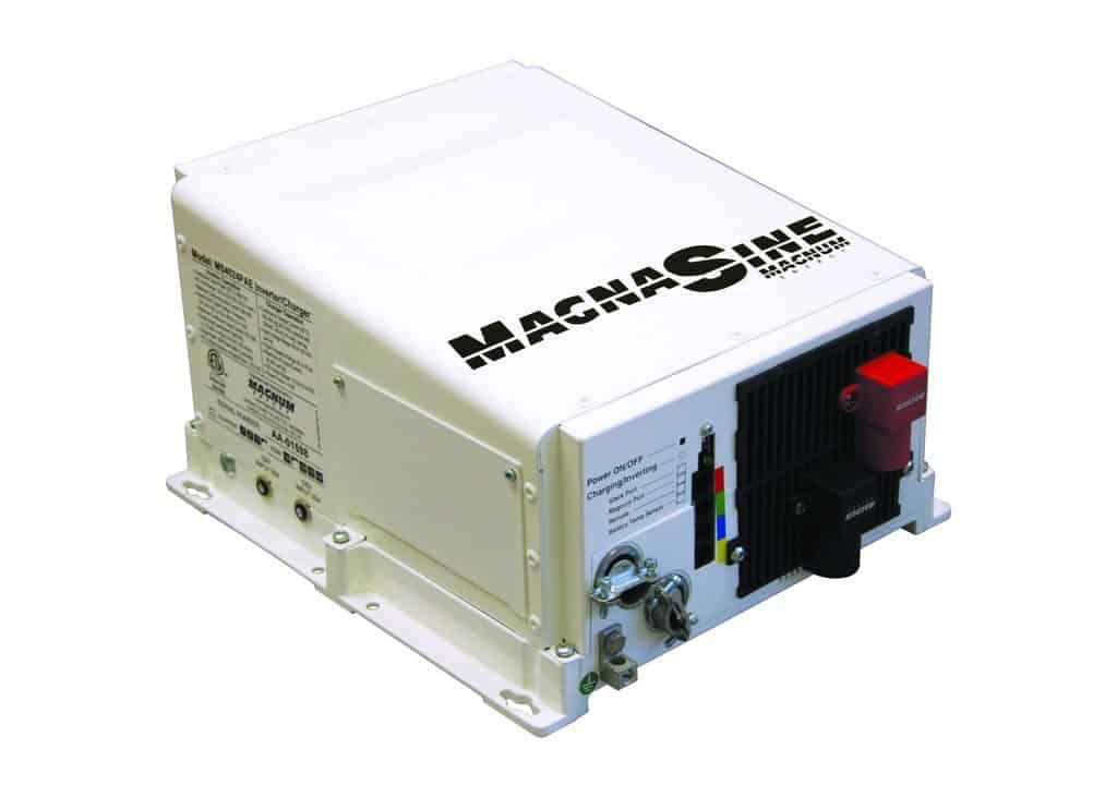 Best off-grid inverter for small cabins: Magnum MS-PAE