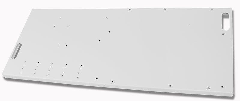 MidNite Solar Extra Shelf for MNBE-D Enclosure (White)