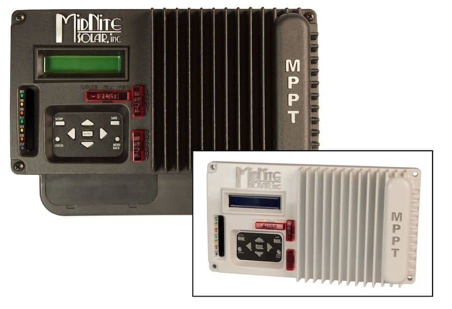 MidNite Solar Kid 30a MPPT MNKID-W - White Charge Controller