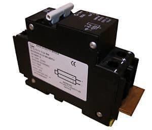 MidNite Solar Midnite Breaker DC DIN MNEPV30-300 30 amp 300VDC DIN, 26mm High Voltage