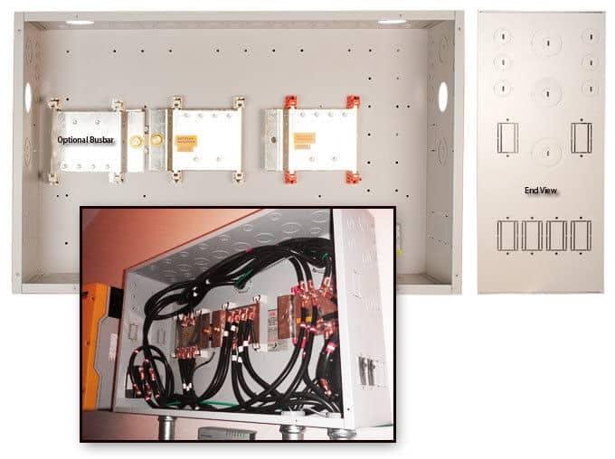 MidNite Solar MNBCB-1000/50 Battery Combiner