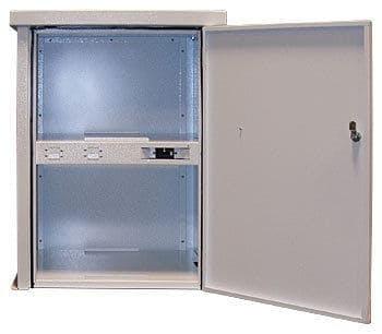 MidNite Solar Midnite MNBE-8D2x2 Basic Battery Enclosure