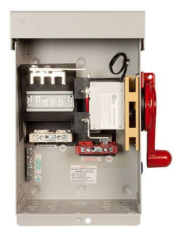 MidNite Solar MNPV4HV-Disco 3R - Basic Combiner