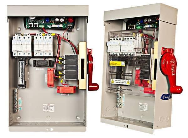 MidNite Solar MNPV8HV-DLTL 3R Disconnecting Combiner Box