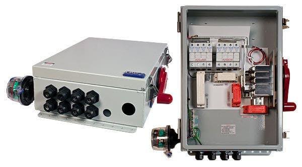 MidNite Solar MidNite MNPV8HV-DLTL 4X-PSB Disconnecting Combiner Box