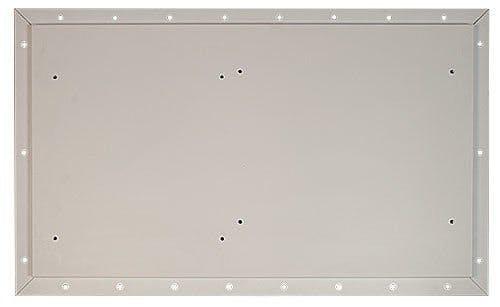 MidNite Solar MNSW-BP Back Plate for Schneider Conext SW E-panels