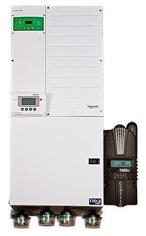 MidNite Solar MNXWP5548-CL150 Schneider Pre-wired Power Center