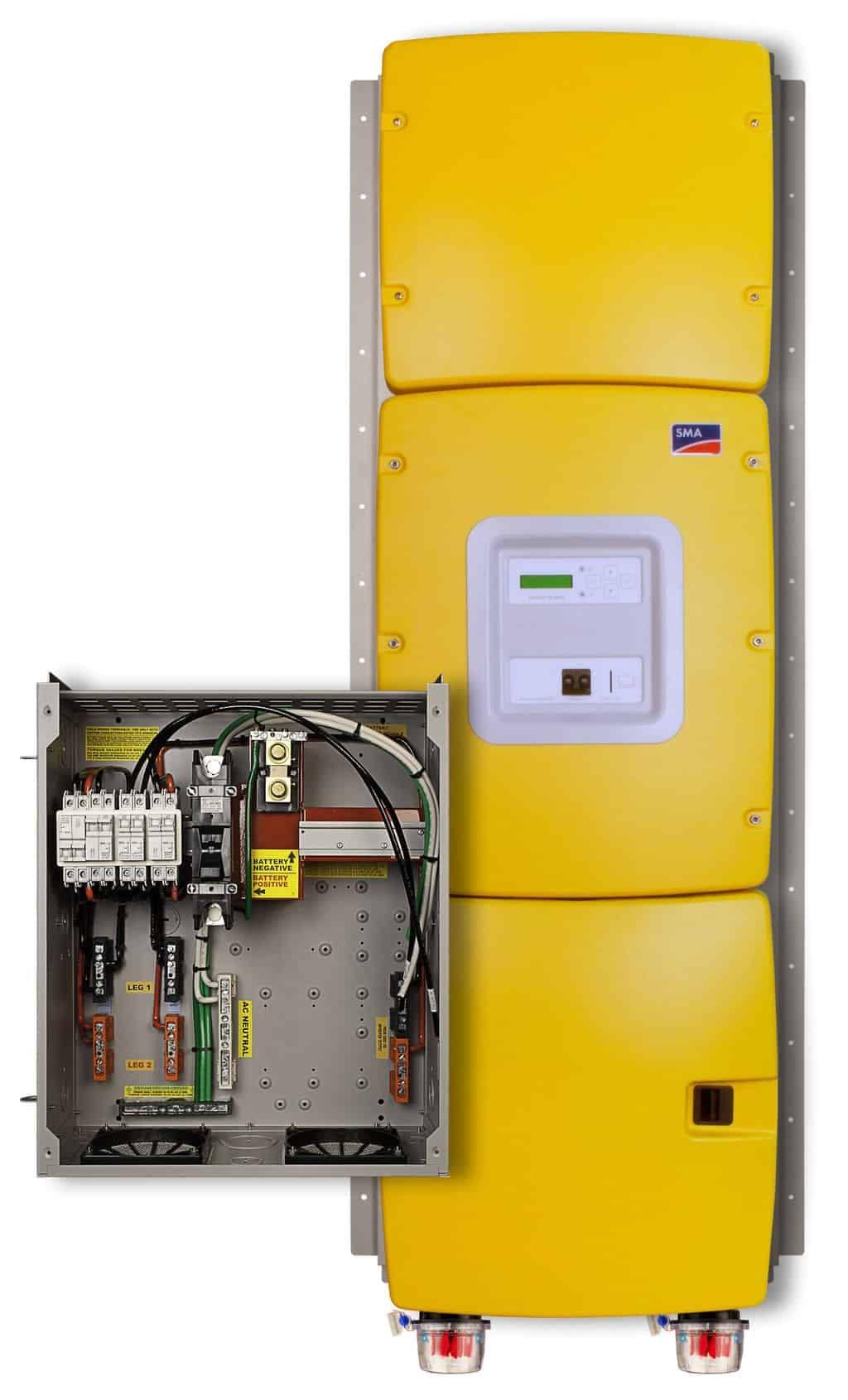 MidNite Solar MNSI6048 Sunny Island AC Coupled Power Center
