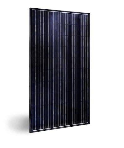 Mission Solar 310 Black Mono PERC Solar Panel 1