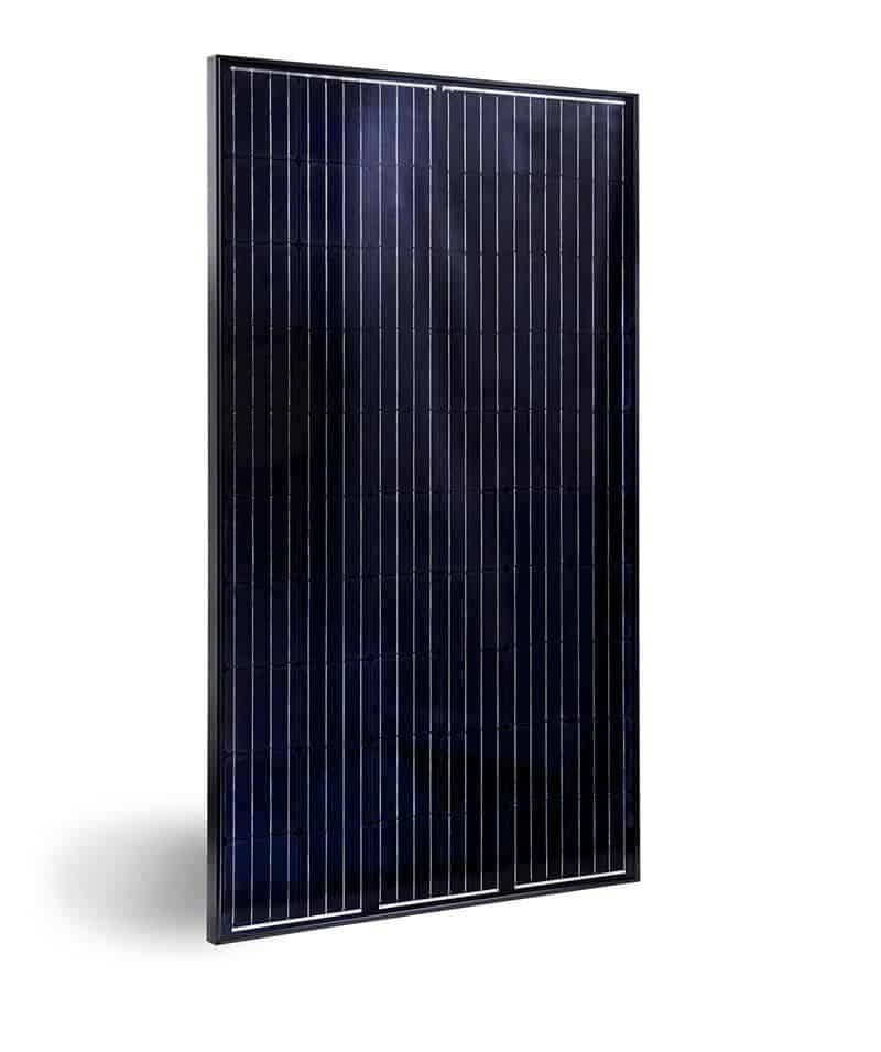 Mission Solar 310 Black Mono PERC Solar Panel