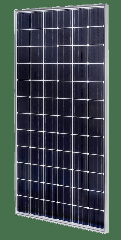 Mission Solar 375 Silver Mono PERC Solar Panel 1