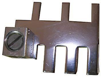 MidNite Solar MNPV3 Busbar for Breakers and Fuses
