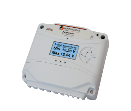 Morningstar Corporation ProStar PS-MPPT-25M Charge Controller