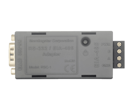 Morningstar Corporation EIA-485/RS-232 Communications Adapter RSC-1