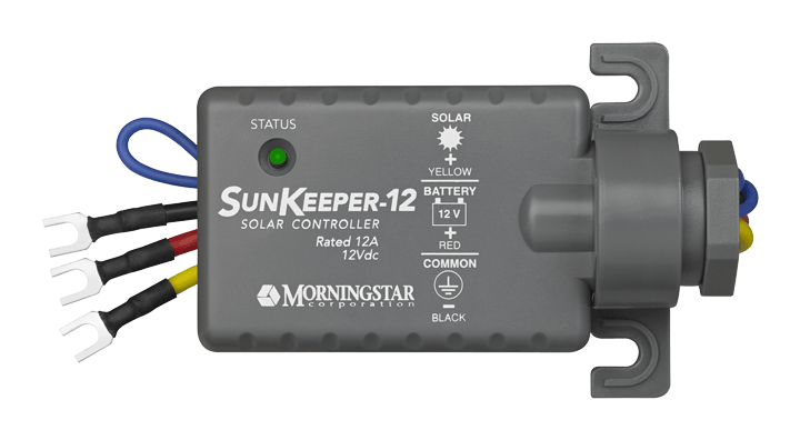 Morningstar Corporation SunKeeper SK-12 Charge Controller