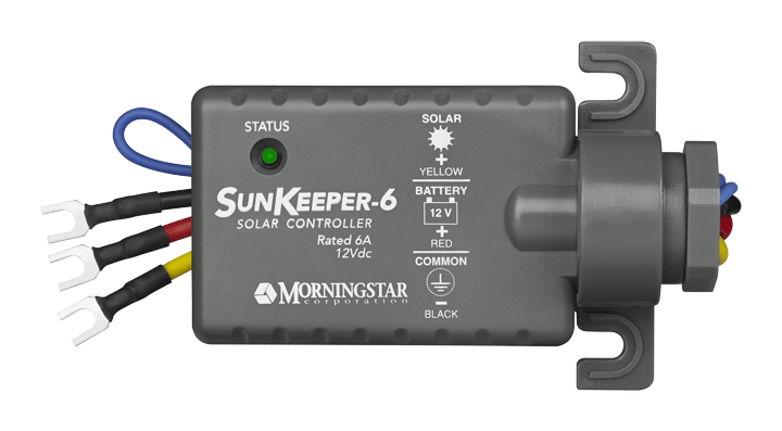 Morningstar Corporation SunKeeper SK-6 Charge Controller