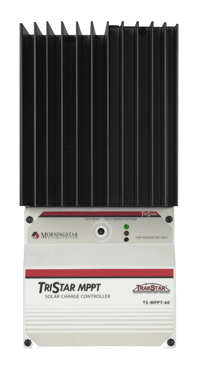 Morningstar Corporation TriStar TS-MPPT-60 Charge Controller