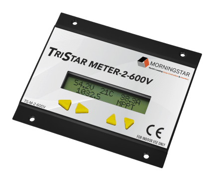 Morningstar Corporation TriStar TS-M-2-600V Digital Meter