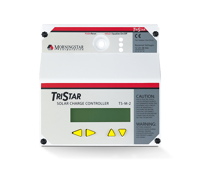 Morningstar Corporation TriStar TS-M-2 Display