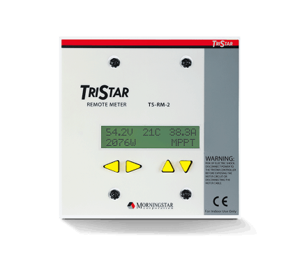 Morningstar Corporation TS-RM-2 Meter