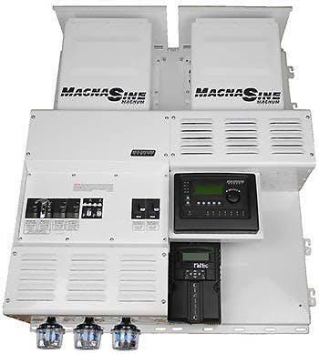 Magnum Dual MS4448PAE w/ Classic 200 Power Center