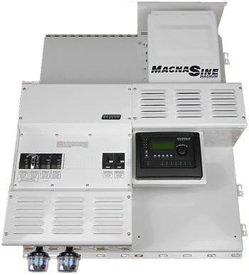 Magnum Expandable MS4024PAE w/ no Charge Controller (single inverter) Power Center