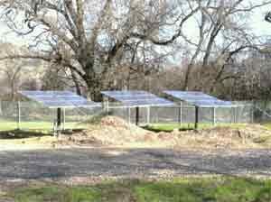WSS Kyocera Off-Grid Home System Off-Grid Solar System