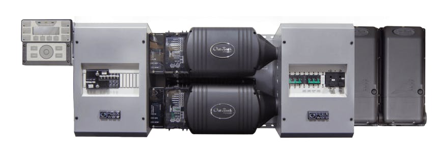 Outback Power FP2 VFXR3524A-300 FM100 FLEXpower TWO Power Center