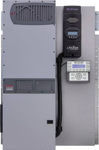 FPR-4048A-01 FLEXpower Radian Power Center