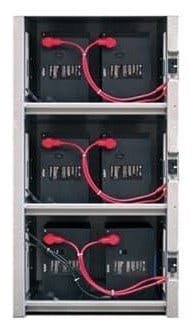 Outback Power IBR-3-48-175-LI Indoor Enclosure for up to 6 48V Li-ion Batteries