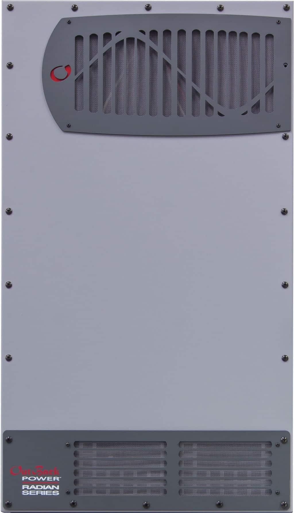 Outback Power Radian GS7048E Export Inverter