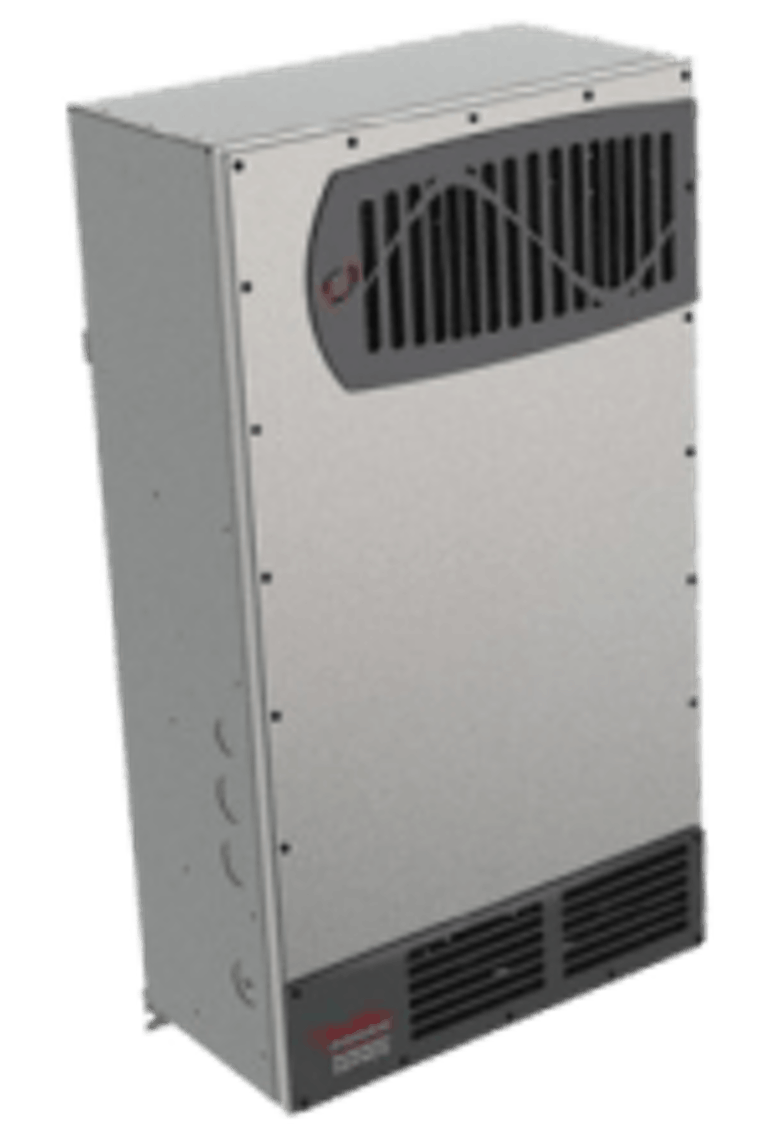 Best off-grid inverter that can convert to grid-tie battery backup systems: Outback Radian