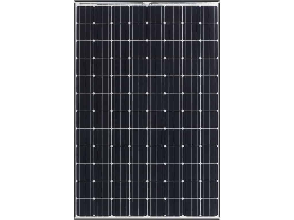 Panasonic 325 watt - Black Frame HIT Solar Panel