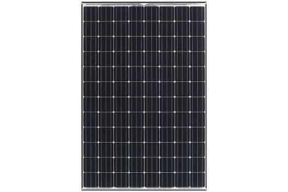 Panasonic 330 watt Module 96 Cell HIT - Black Solar Panel