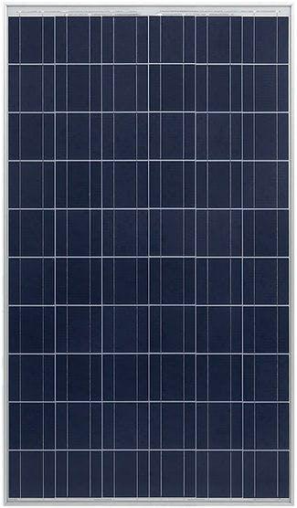 SCHOTT Solar Schott Perform Poly 240 W Module, Silver Solar Panel