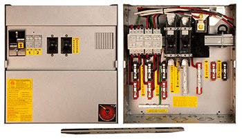 MidNite Solar Midnite Single Radian E-Panel - MNERAD-SINGLE