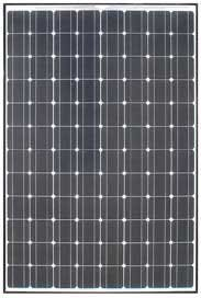Sanyo (now Panasonic) Sanyo 205-watt B-Grade solar panel HIT-205BA19B HIT Solar Panel