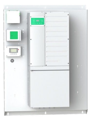 Schneider XW PRO 6848 No Controller Power Center