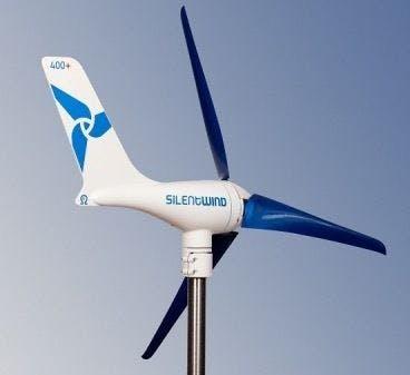 Silentwind 24v Turbine