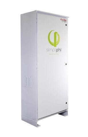 SimpliPhi AccESS™ - Outback Power Center