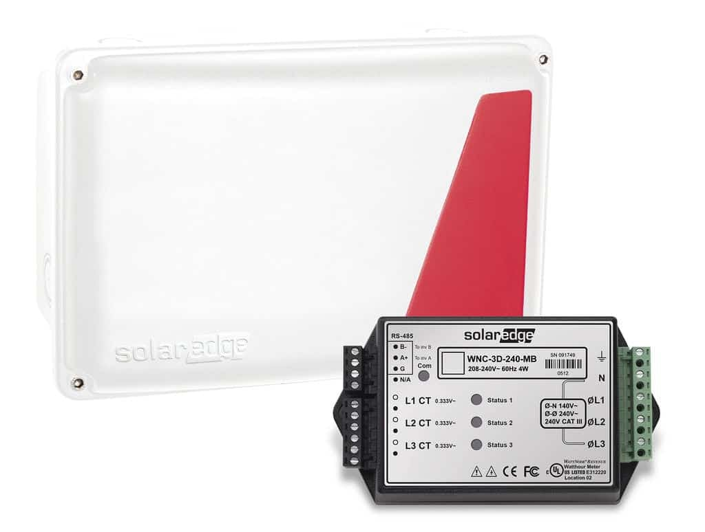 SolarEdge Electricity Meter SE-MTR240-0-000-S1
