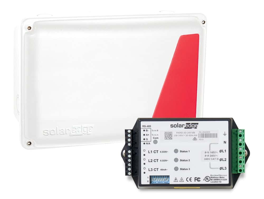 SolarEdge Electricity Meter SE-MTR240-0-000-S2