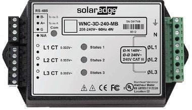 SolarEdge Electricity Meter SE-MTR240-2-400-S1