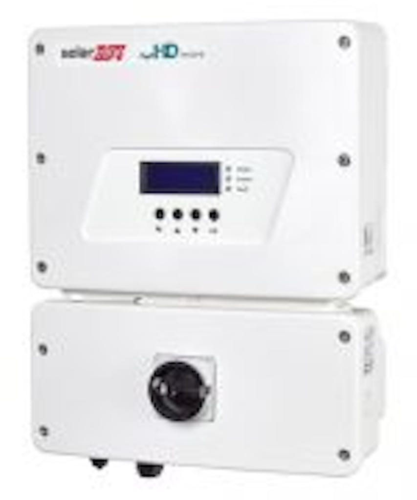 Best grid-tied inverter of 2019: SolarEdge HD Wave