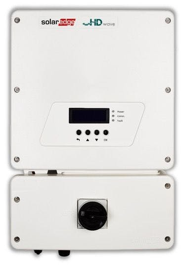 SolarEdge SE10000H HD-Wave Inverter