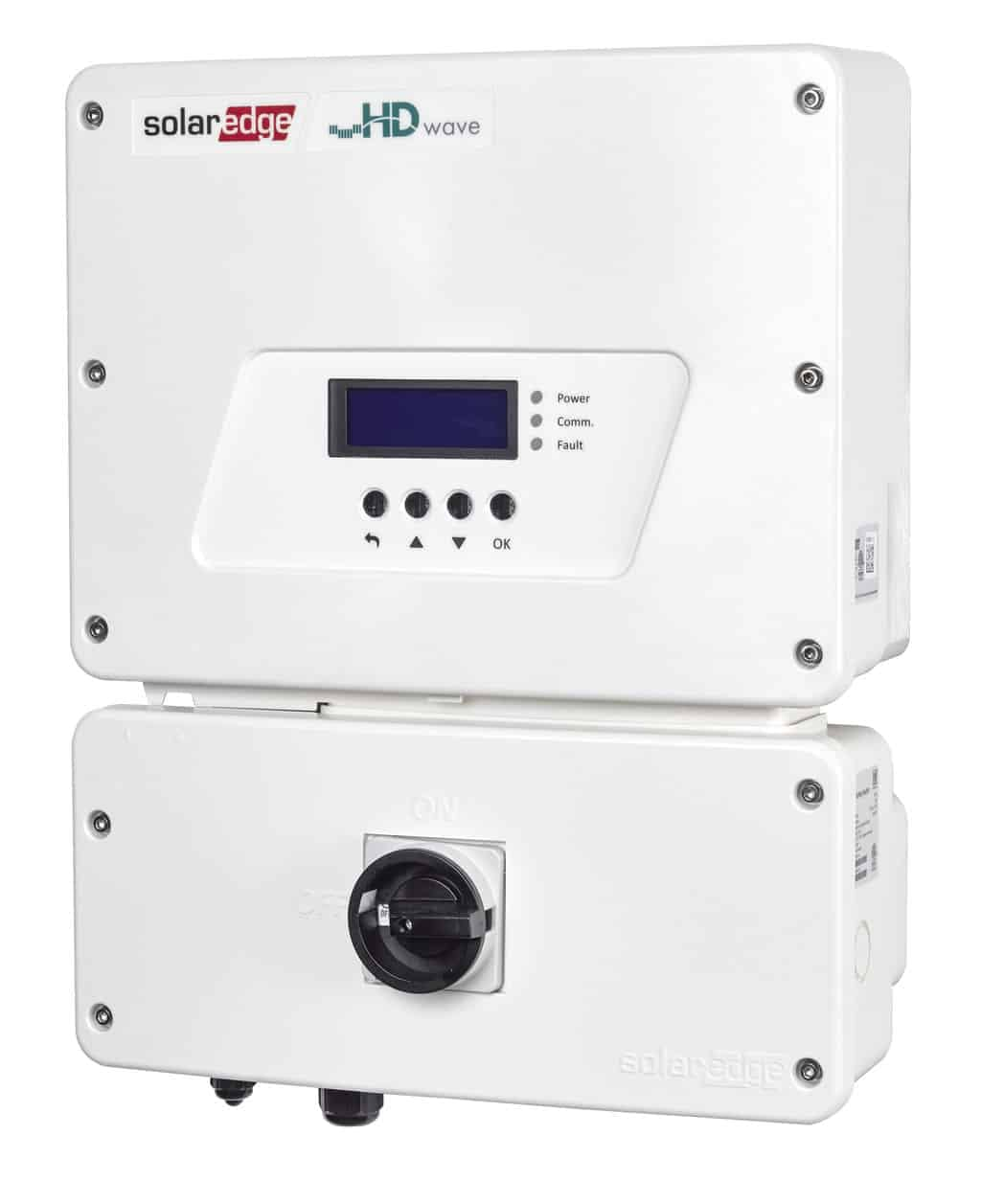 SolarEdge SE7600H HD-Wave Inverter